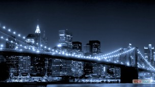 brooklynbridgewallpapernightlightstheriverdesktop1_1