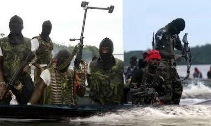 Niger Delta agitators