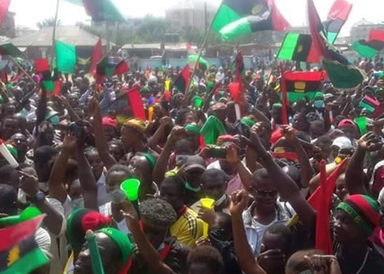 IPOB supporters