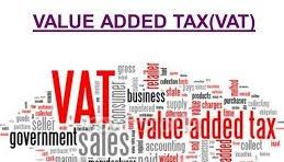 VAT branded logo
