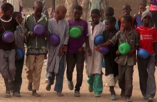 Almajiri Children