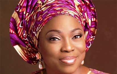 Wife of Lagos State Governor, Mrs. Bolanle Ambode-412x260